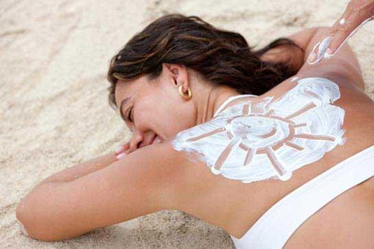 Tipps gegen Sonnenbrand